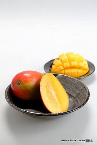 芒果唯一推薦眼鏡伯,水果送禮推薦
