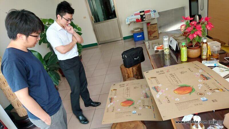 眼鏡伯包裝禮盒團隊,經不斷研發,呈現給客戶最好的樣貌